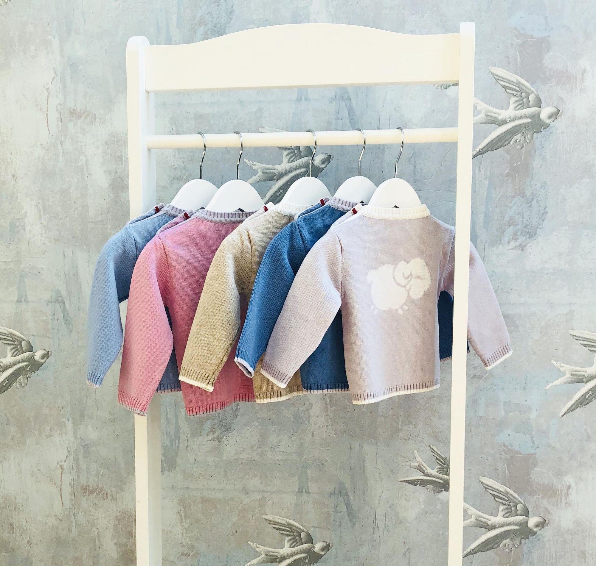 Our signature sheep motif jumper is available in 5 colours ❤️ What colour is your favourite? Shop here    #sustainablefashion #livenaturally #scarletribbon #sustainability #igmotherhood #letskeepitsimple #sustainableliving #Livethelittlethings #wool #merinowool #mumblogger #igmotherhood #mamahood #momentslikethese #happynow #mumpreneur #momsofig #momlife #igbaby #letthembelittle #toddler #toddlerlife  #mum_hub #worldoflittles