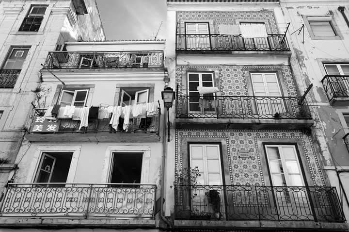 Mouraria #lisboa #portugal ©Luis Novo