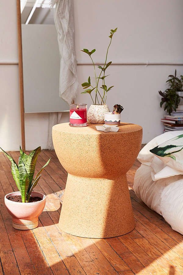 Urban Outfitters Corkie Side Table