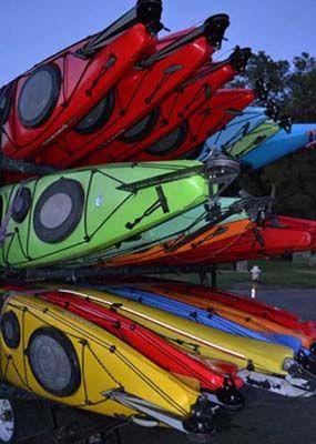 Used touring kayaks for sale kayaks pinterest for Used fishing kayak sale