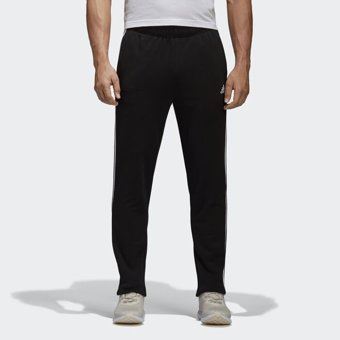 Essentials 3 Stripes Pants in 2019   Mens athletic pants