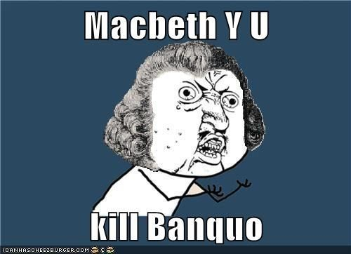 macbeth what the play is really The theme of masculinity in shakespeare's play, macbeth the theme of masculinity in shakespeare's play must recognize that this really implies that.