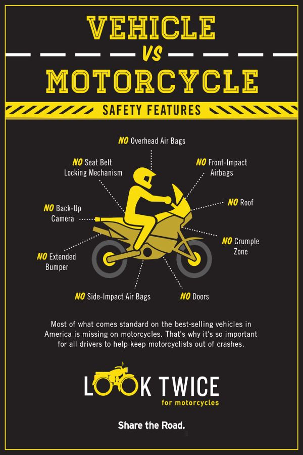 Motorcycles Versus Cars Motorcycle Safety Motorcycle Quotes