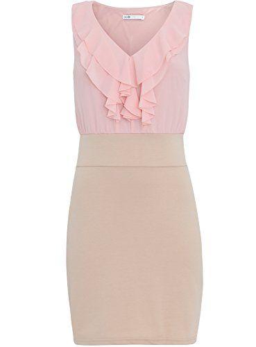 Kleid ultra pink