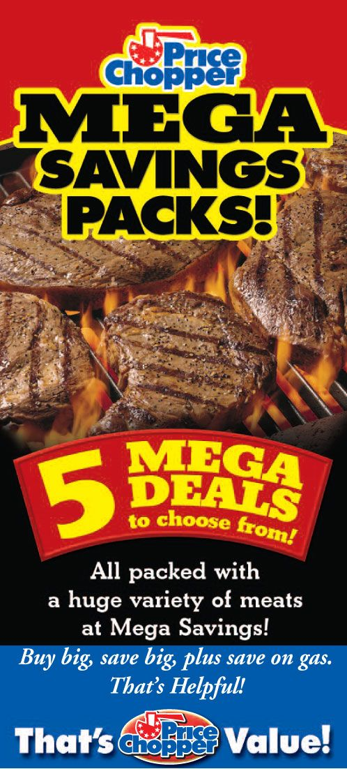 Price Chopper Mega Meat Saving Packs Maybe A Way Of Selling Meat
