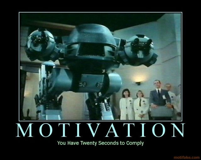 Police Demotivational Posters | Comment on this Motifake ...