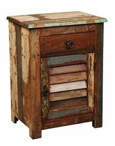 Projects 3 Night Stand W Reclaimed Wood By Drsongs