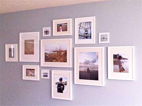 Designer Confessions #wallcollage