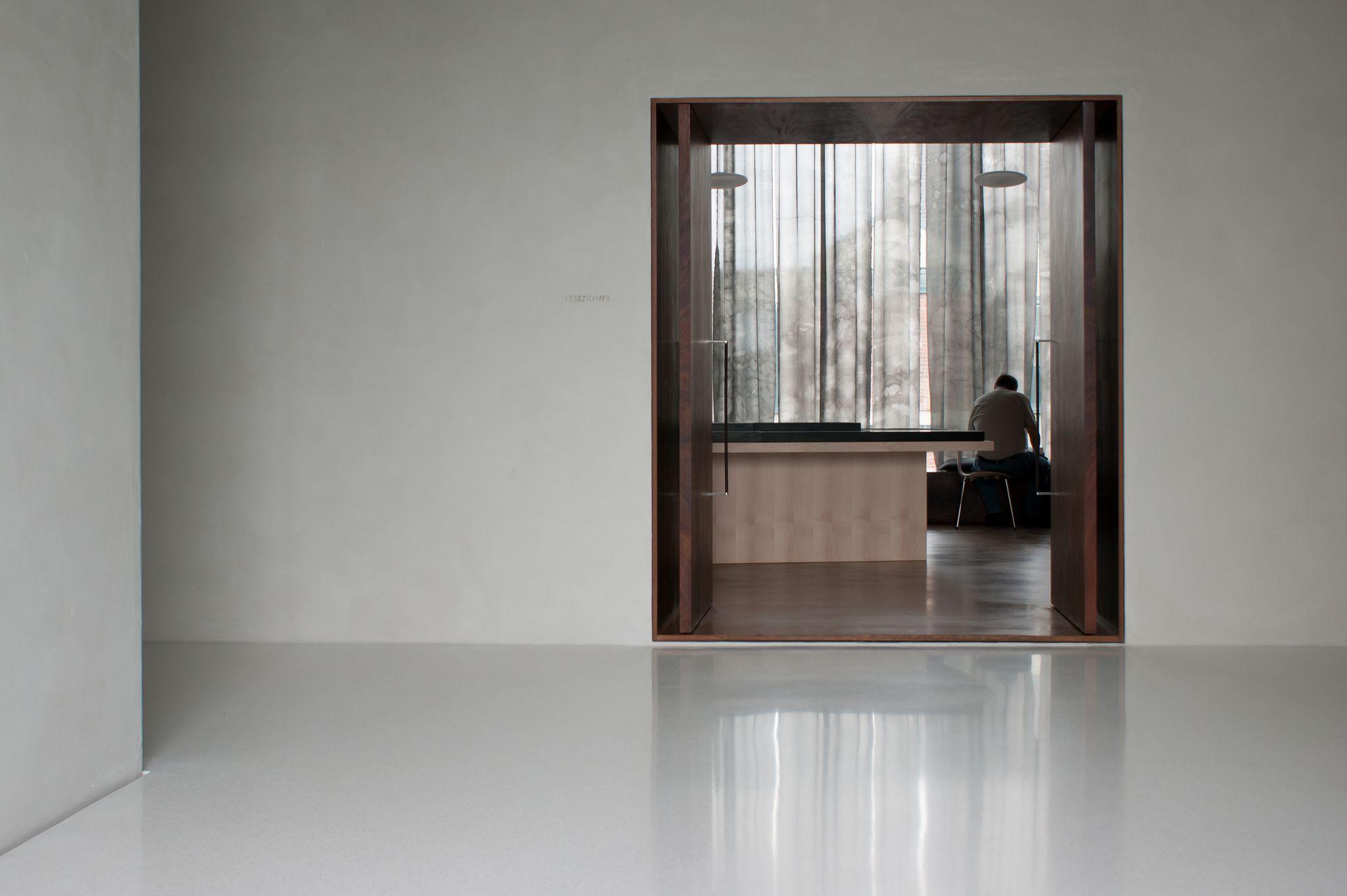 Untitled Peter zumthor, Minimalism interior, Interior