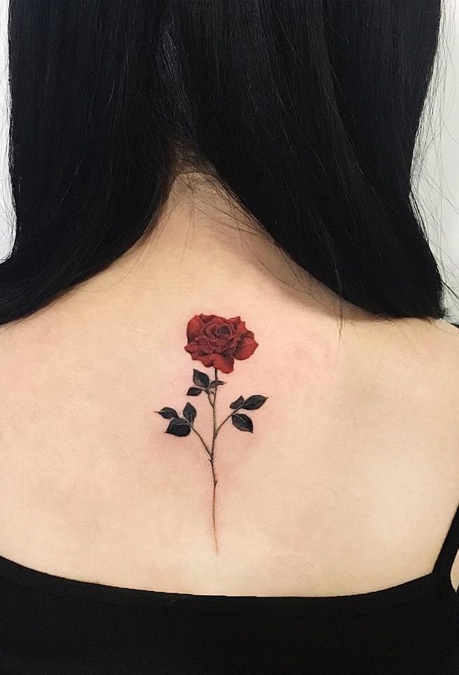 Feed Your Ink Addiction With 50 Of The Most Beautiful Rose Tattoo Designs For Men And Women - KickAss Things
