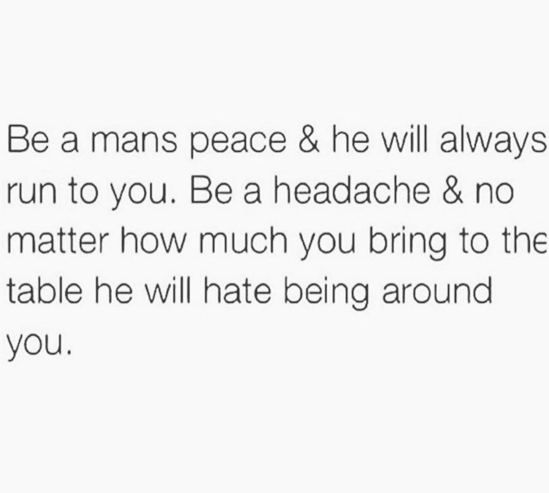 Be His Peace Not His Problem Words Peace Quotes Quotes New