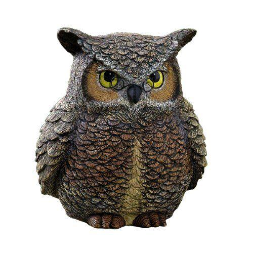Cute Hide A Key Figurine Hideakey Owl Grasslandsroad 640 x 480