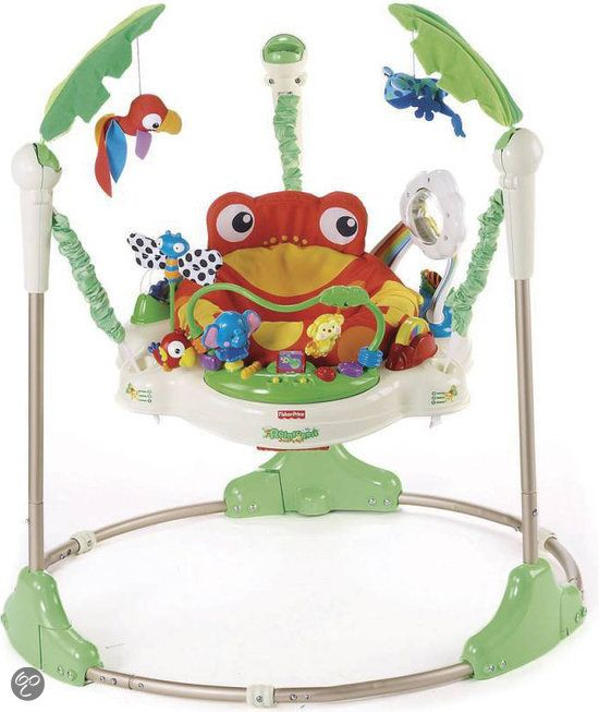 40807df05c2b Fisher-Price Rainforest Jumperoo