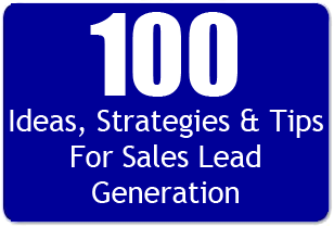 100 Insurance Sales Lead Generation Ideas Strategies Tips For