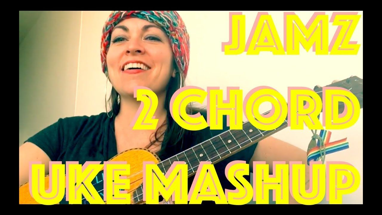 2 Chord Mashup Easy Ukulele Lesson How To Play 5 Songs Hip Hop Rap