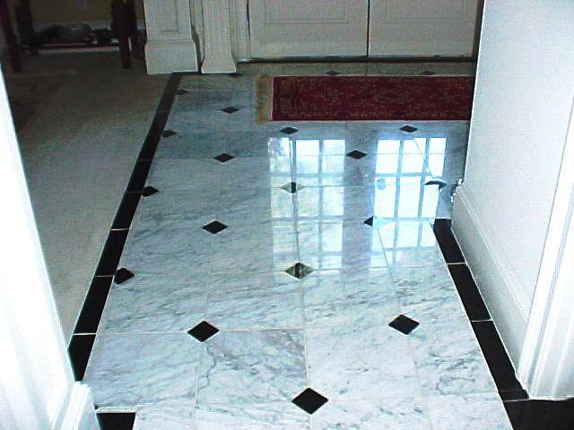 Tile Floor Patterns In This Home Design The Dream Home Designer