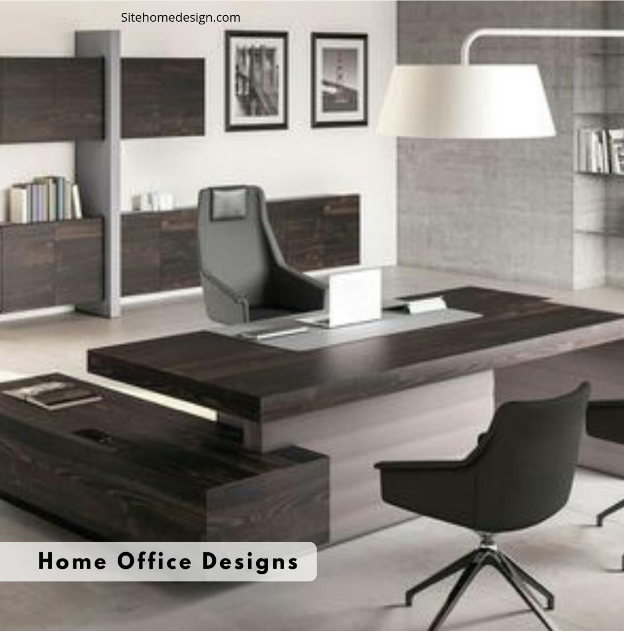 Top 10 Stunning Home Office Design Italian Office Furniture