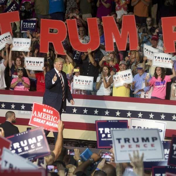 Trump dice que hará más por las mujeres que Clinton - Terra.com