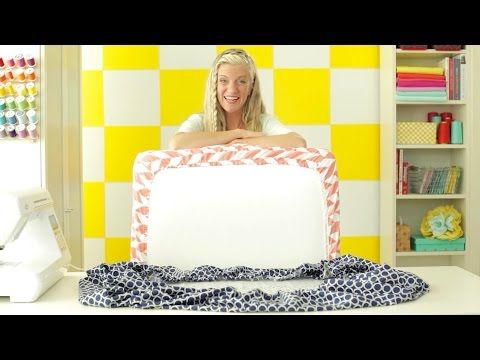 Fitted Crib Sheet Tutorial With My Favorite Video Skip The Mush