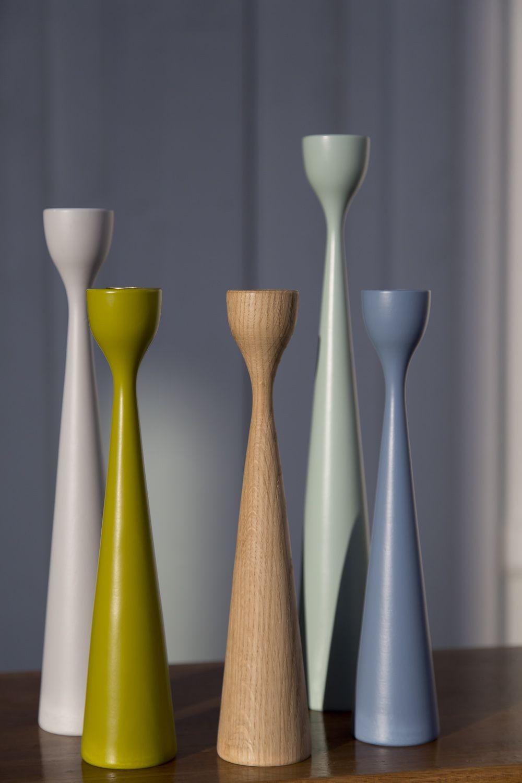 Rolf Wooden Candle Sticks By Maria Lovisa Dahlberg Freemover Se Åre 13 Sweden