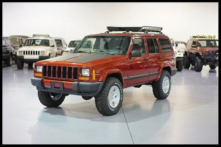 Lifted Cherokee XJ For Sale / Cherokee XJ For Sale
