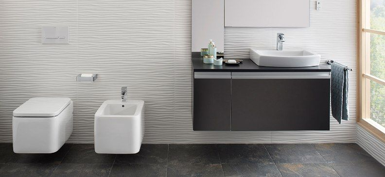 Calypso Wave Matte 12x36 Wall Tile Room Scene Tile Floor Room Tiles Wall Tiles