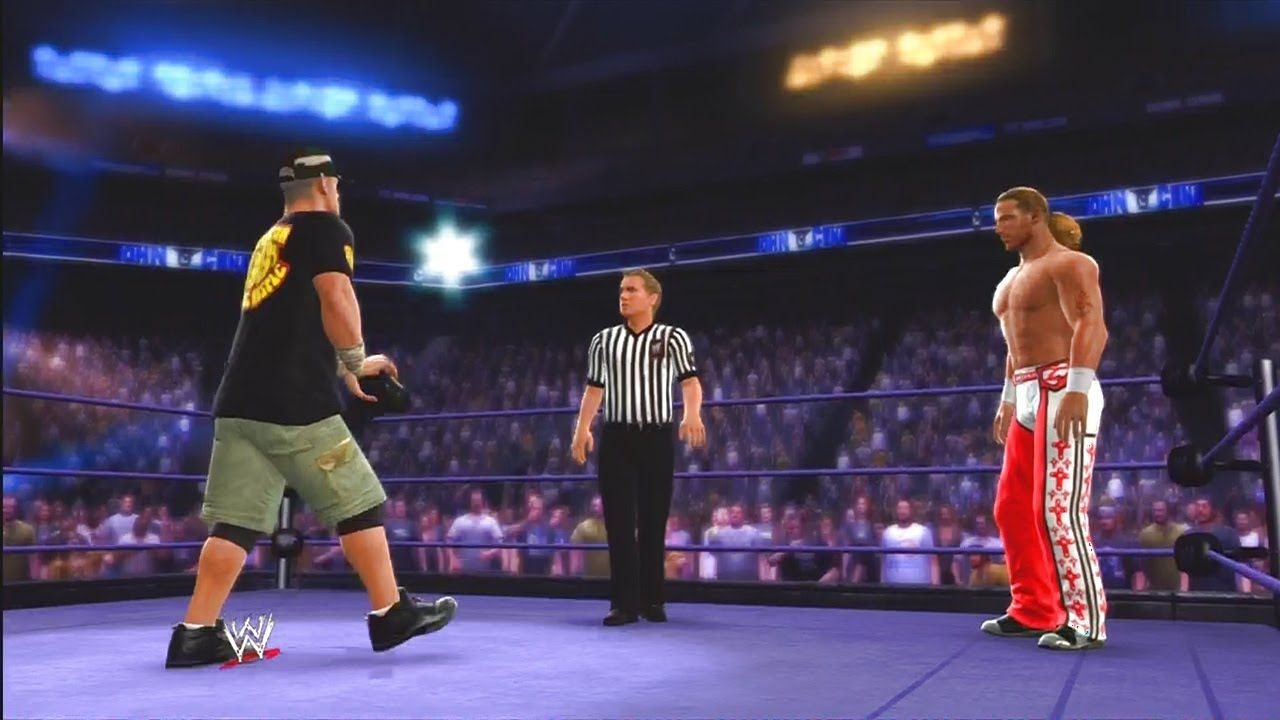wwe 2k14: 30 years of wrestlemania - ruthless aggression era - 10