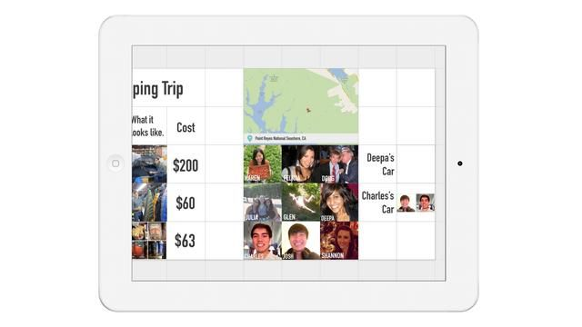 GRID Labs 2012 Concept Video More iOS and App ideas - business startup costs spreadsheet