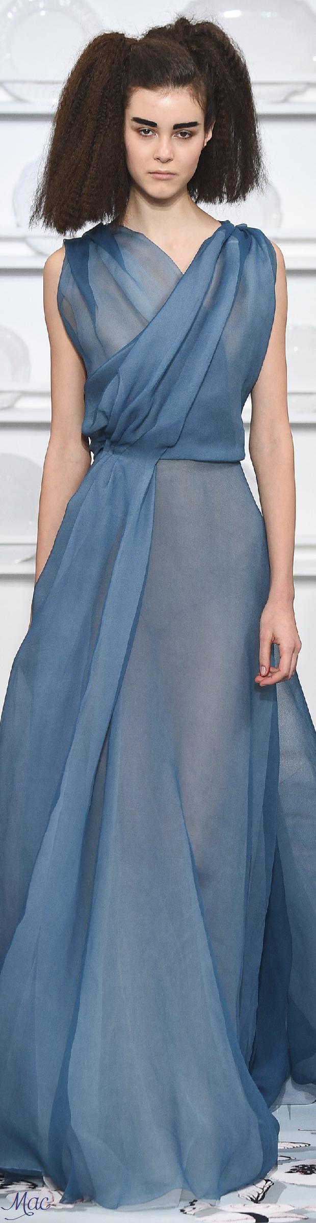 Spring 2016 Haute Couture  Schiaparelli