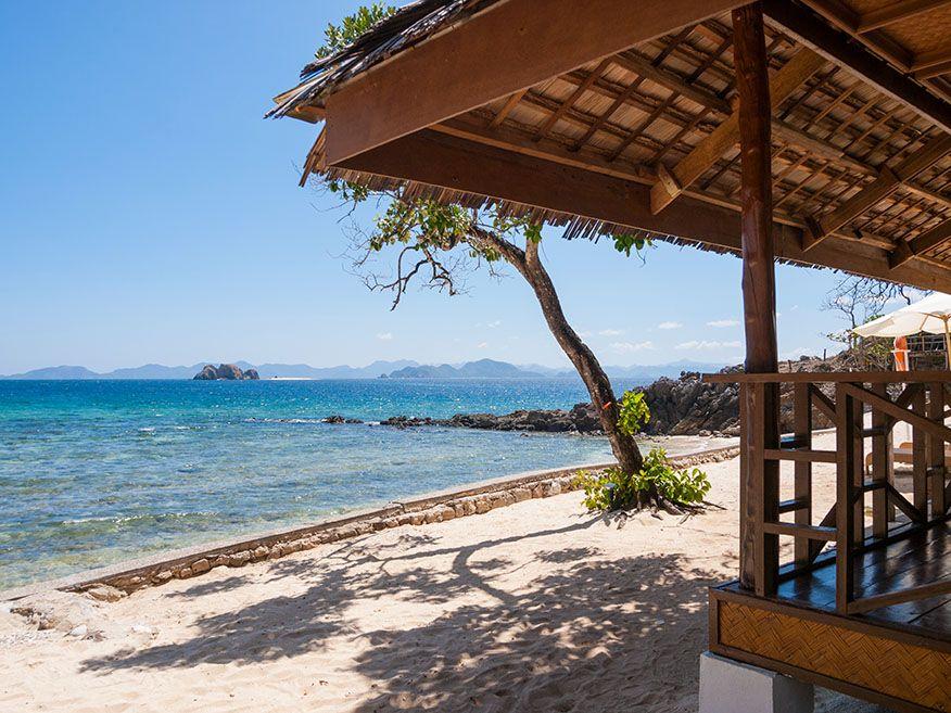 Coron Beachfront Cottage Island Resort Cottage Best Resorts
