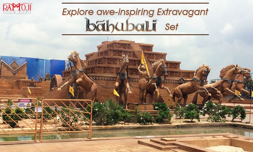 Come With Your Friends And Family To Experience The Grandeur And Timeless Splendour Of Bahubali Set Family Holiday Destinations
