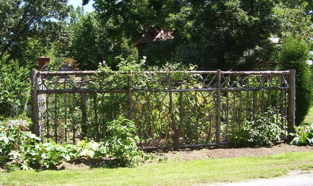 Rustic Garden Gates Designs Rustic Garden Fence Ideas Home
