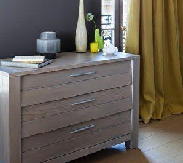peindre un meuble avec la peinture semi opacifiante v33 - Comment Repeindre Un Meuble En Bois