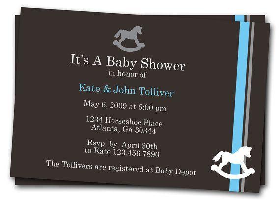 Rocking horse baby shower invitations printable by thepartystork rocking horse baby shower invitations printable by thepartystork 1100 filmwisefo Gallery