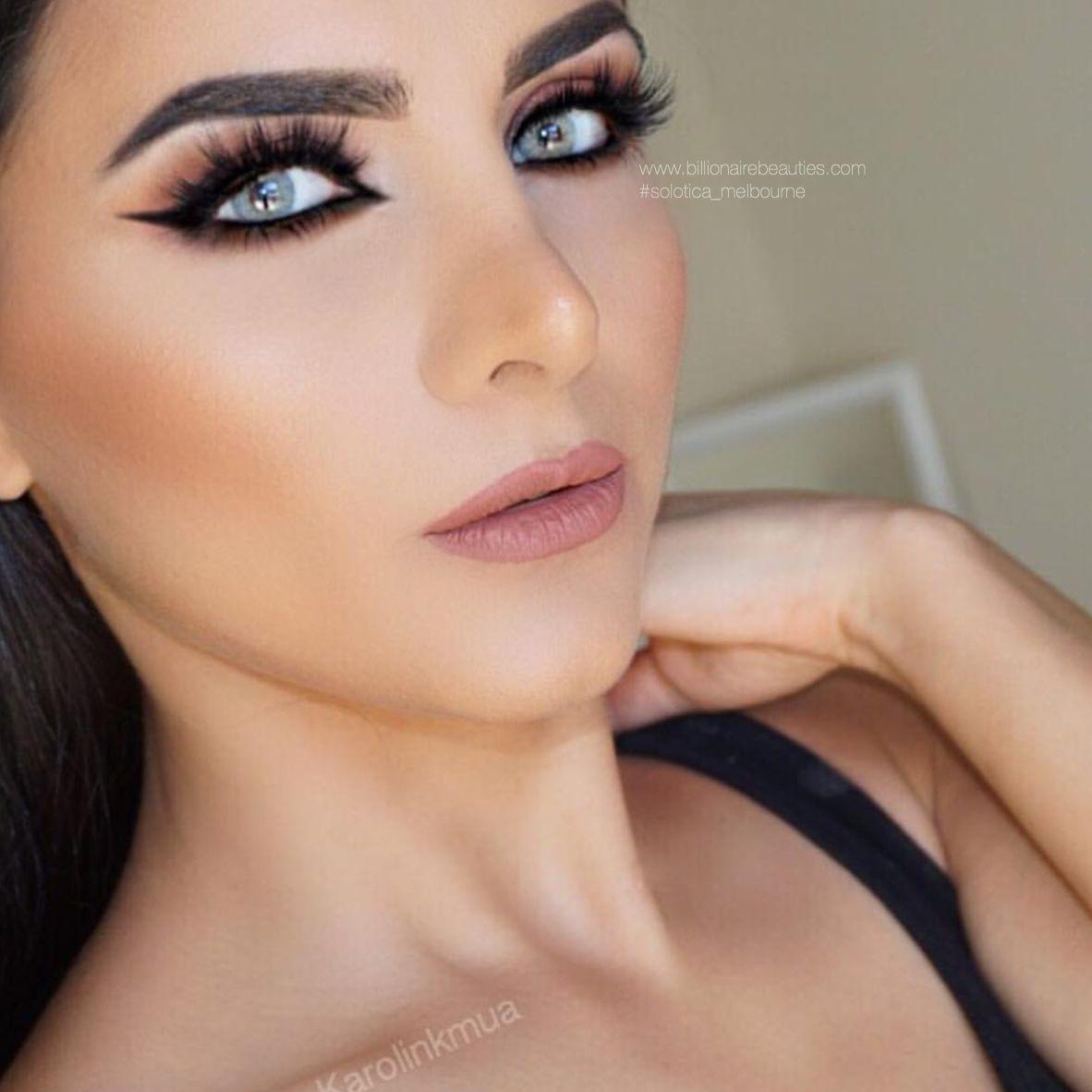 011ef2371ffee Gorgeous  karolinkmua wearing hidrocor quartzo contact lens ✨   solotica melbourne