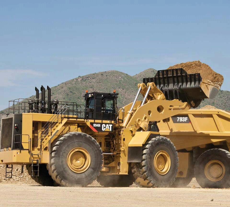Cat Heavy Equipment Toys
