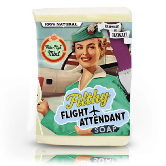 Filthy Farmgirl Filthy Flight Attendant - Mile High Mint