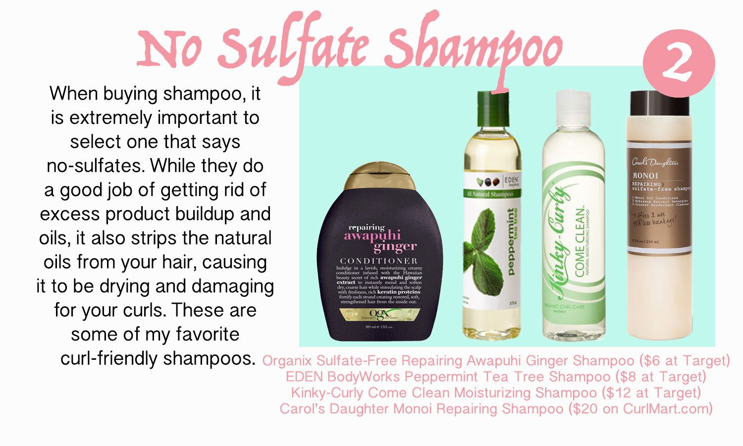 41+ Curly hair must haves ideas