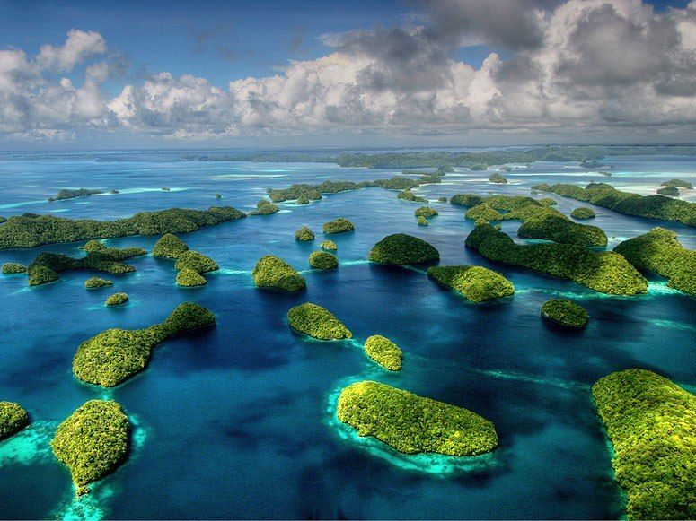 pacific islands south australia choice water places readers awards palau rocks