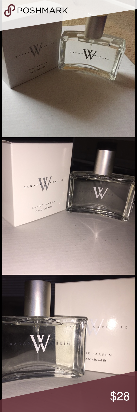 Selling this EAU De Parfum on Poshmark! My username is