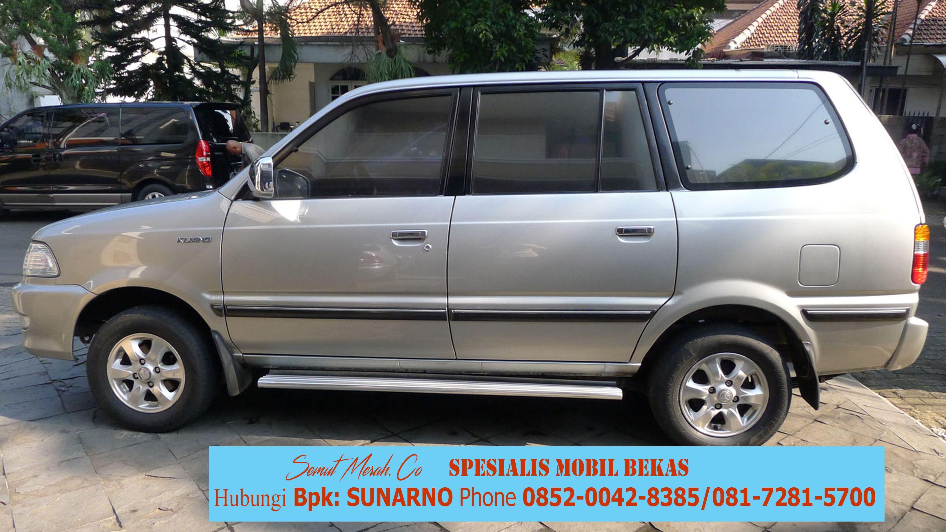 Mobil Bekas Toyota Kijang Bali – Fiat World Test Drive