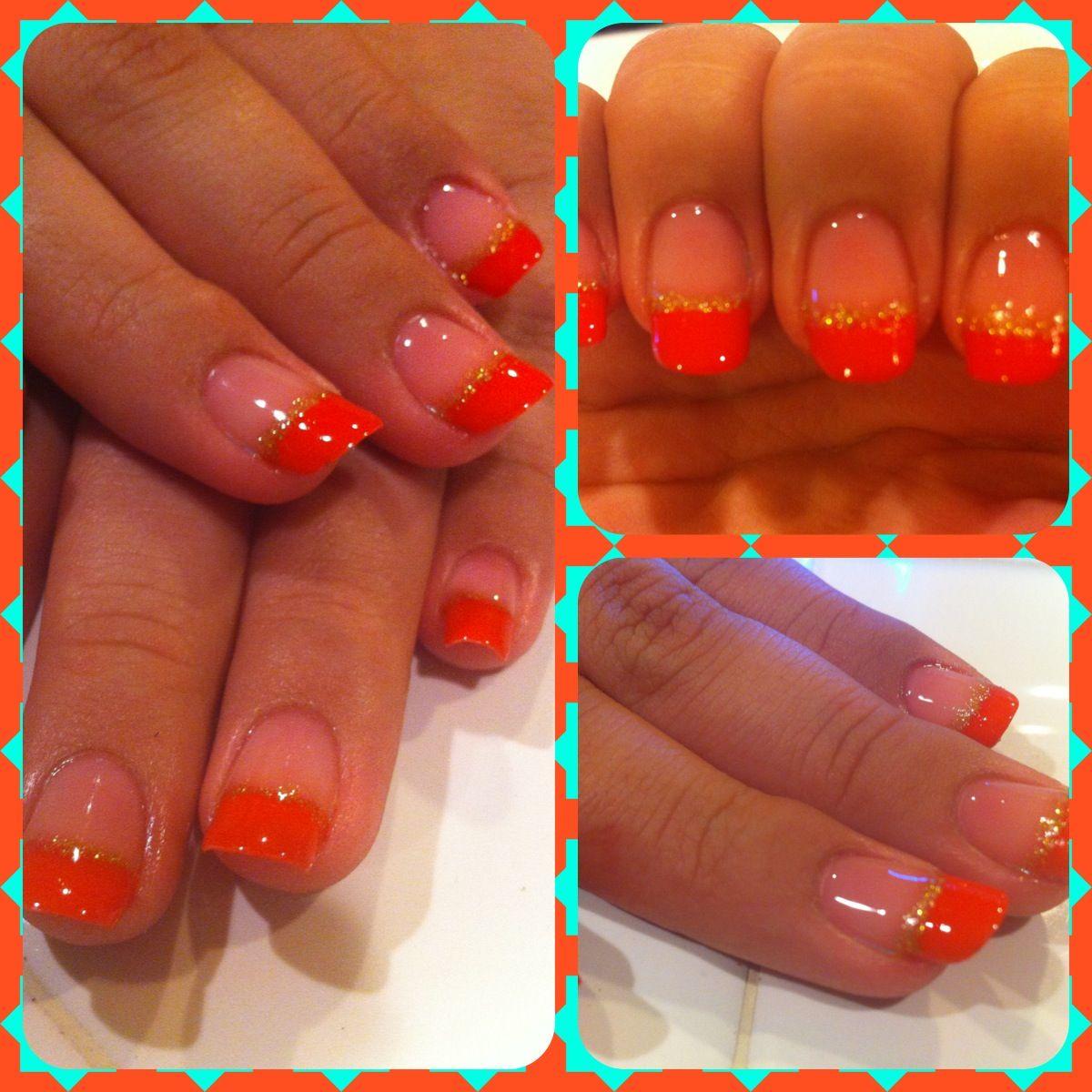 Red Carpet Manicure Led Gel Polish, wearing Nervous with ...