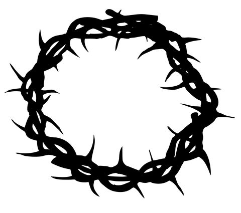 Crown Of Thorns Tattoo Meaning Pictures Thorn Tattoo Crown Of Thorns Tattoos With Meaning