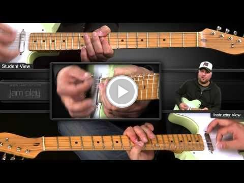 Soulful Country Soloing Lesson