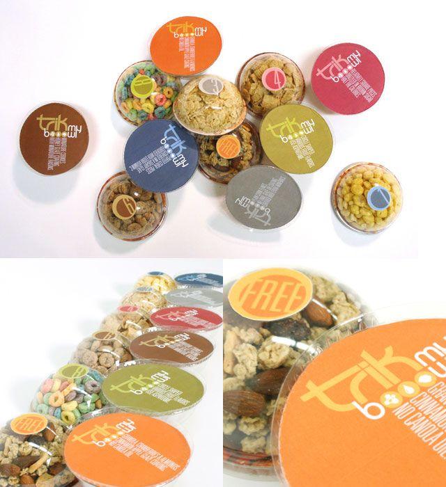 Cereal Packaging By Teresa Cunningham 45 Cereal Packagings