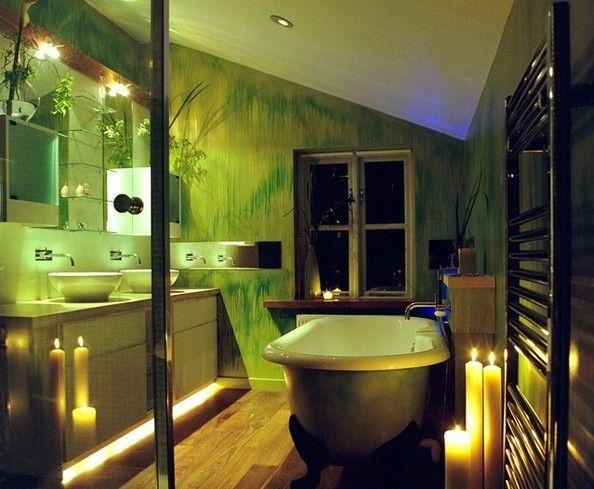 Bring Outside In   Modern bathroom design, House design ...