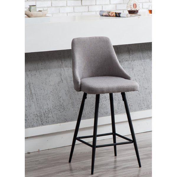 Awesome Sofley Premium 37 Bar Stool Mid Century Modern Remodel Dailytribune Chair Design For Home Dailytribuneorg