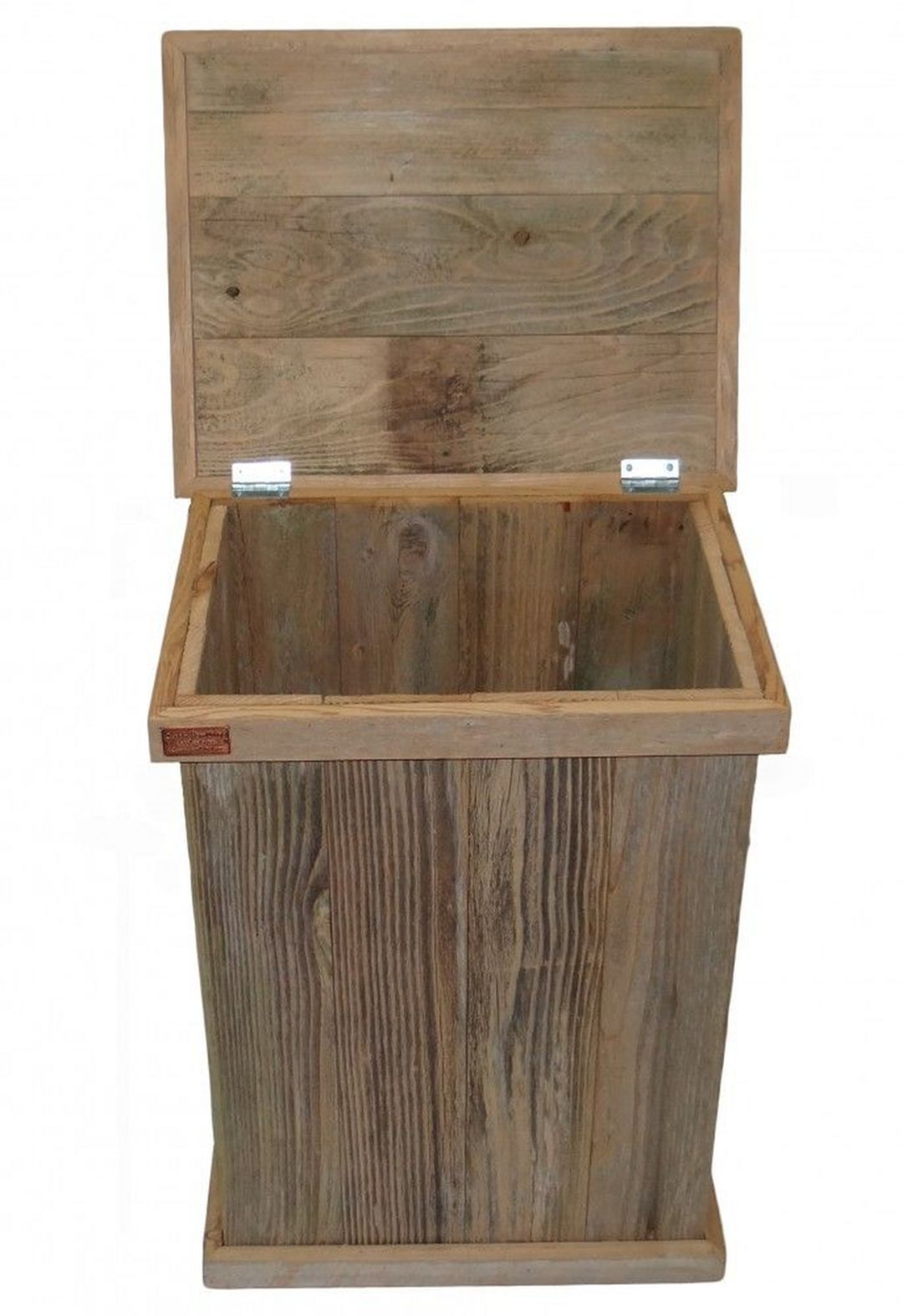 Brilliant 15 best and unique rustic trash can ideas for outdoor kitchen https