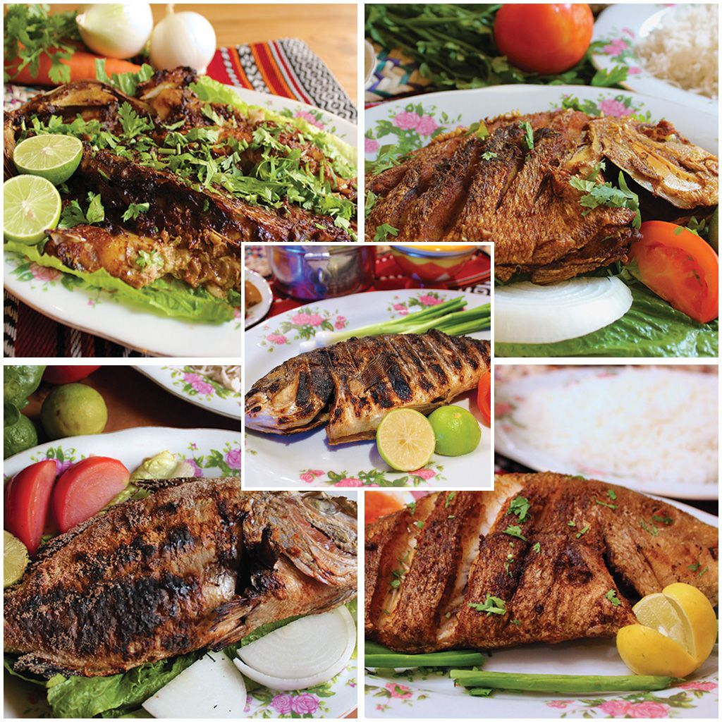 Are You A Fan Of Fish Try Our Traditional Emirati Fish Samak Al Tanoor Samak Magli Fish Of The Day Shaari Samak Mash Workout Food Ti Food Ramadan Recipes