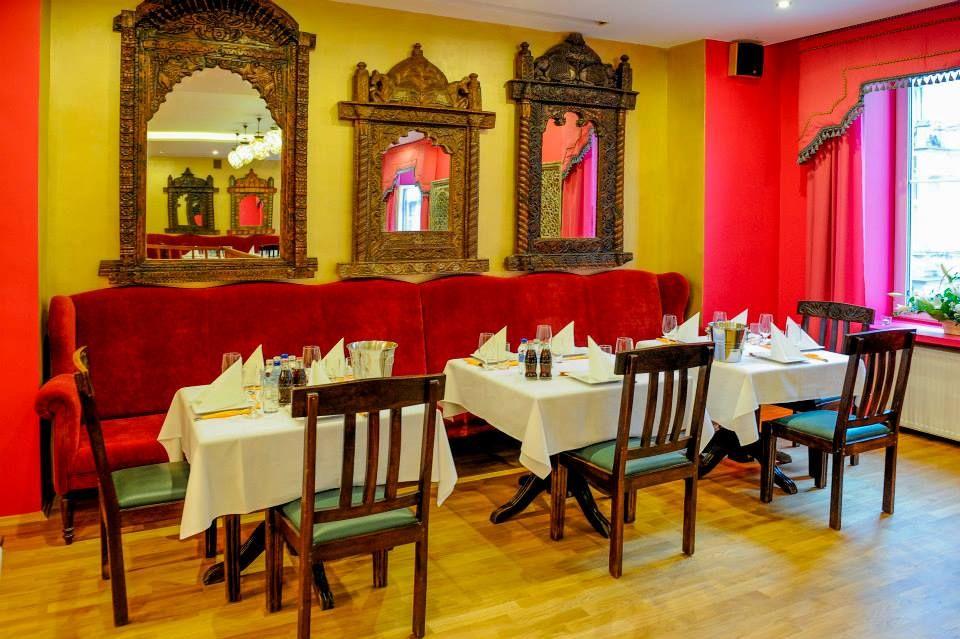 Indian Restaurant Warsaw Restauracja Kuchnia Indyjska Namaste